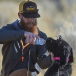 Wasatch Mountain NAVHDA Natural Ability Test – April 2018