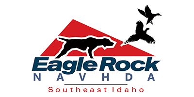 Eagle Rock NAVHDA Logo