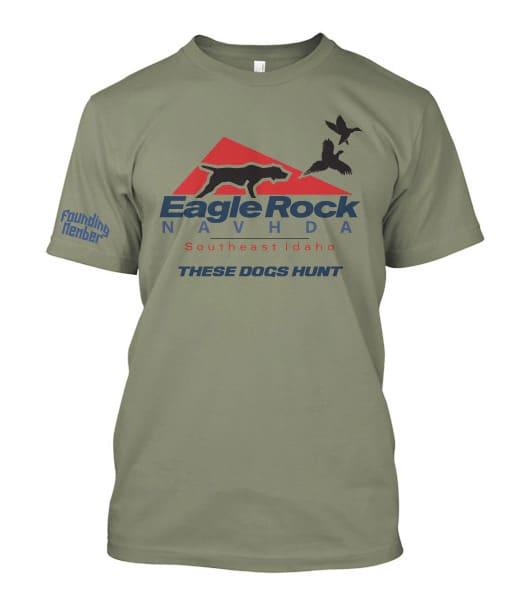 Eagle Rock NAVHDA Founding Member T-Shirt