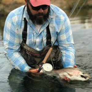 Hosted Fly Fishing Trip with Tim Woodard